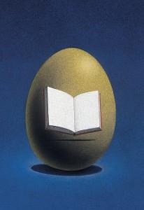 Jan Bouman: Das Goldene Ei
